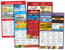 fridge calendars to promote your business