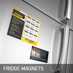 fridge magnets designed and printed at non stop adz