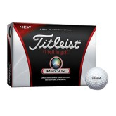 promotional golf balls Titleist ProV1x at non stop adz