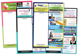fridge whiteboards to promote your business