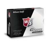 promotional golf balls Wilson C:25 at non stop adz