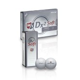 promotional golf balls Wilson Staff Dx2 Soft at non stop adz