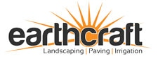 logo for earthcraft lanscaping