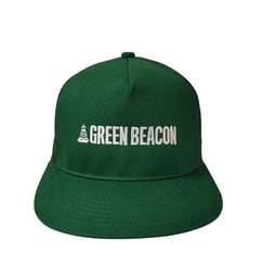 Green Beacon Brewery merchandise cap.