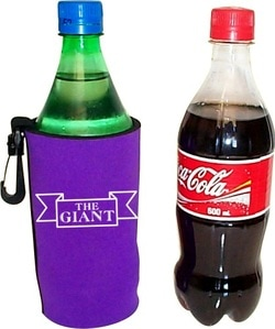 promotional giant drink holder, style N08, at non stop adz