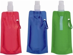 promotional collapsible water bottle JM021 at non stop adz