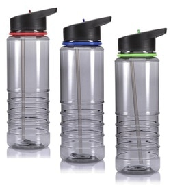 promotional plastic Tritan drink bottle JM028 at non stop adz