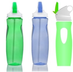 promotional splastic Tritan drink bottle JM029 at non stop adz