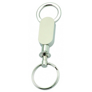 promotional metal keyring JK016 at non stop adz
