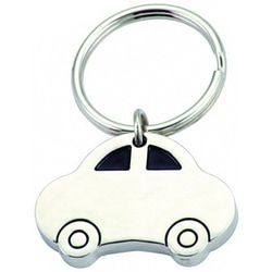 promotional metal keyring car shape JK029 at non stop adz