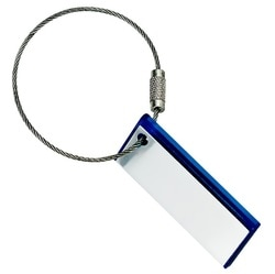 promotional metal keyring JK048 at non stop adz