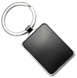 promotional metal keyring JK049B at non stop adz