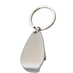 promotional metal keyring JK002A at non stop adz