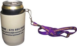 promotional stubby holder with handy tag, style N02, at non stop adz