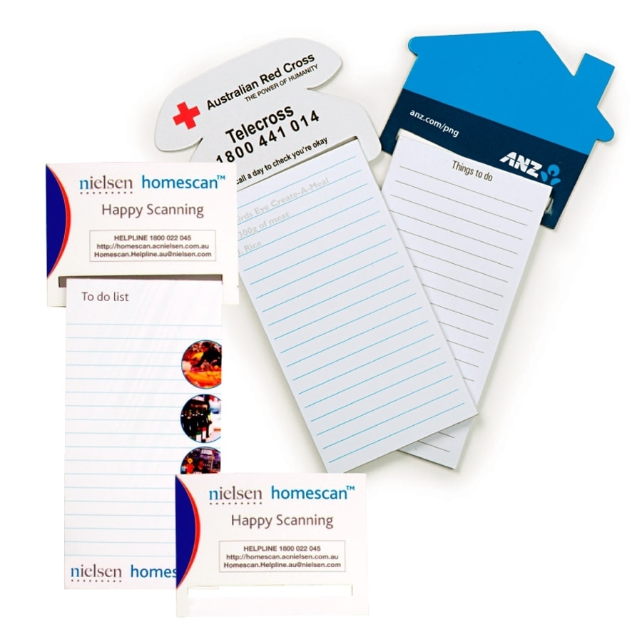 promotional magnetic to do list M407 at non stop adz