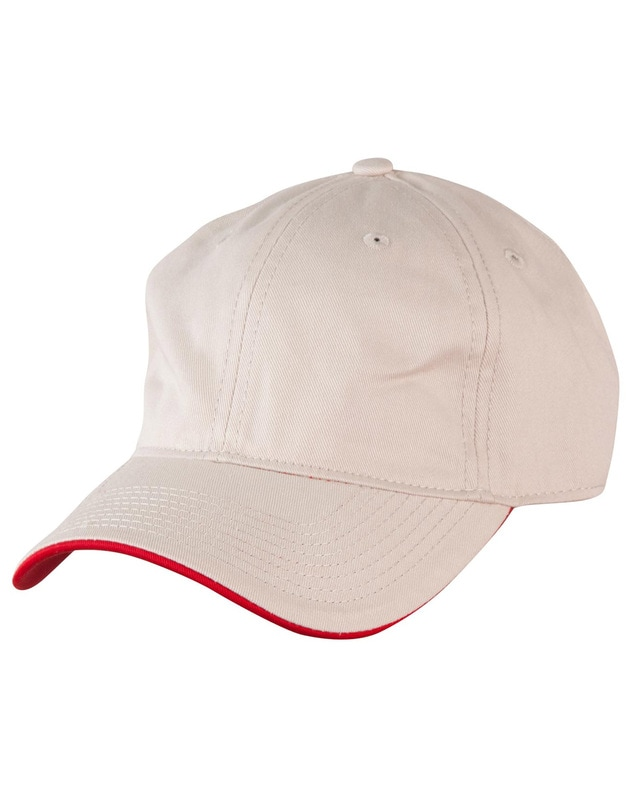 winning spirit, washed cotton twill cap, style ch51, at non stop adz