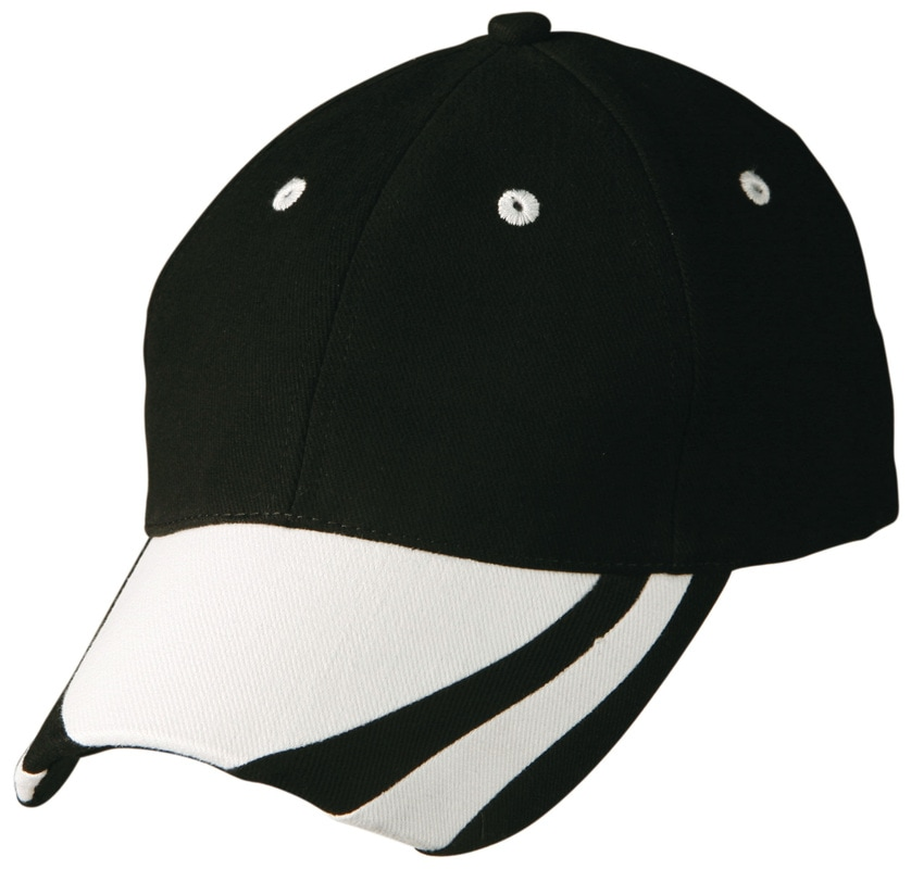 winning spirit, heavy brushed cotton cap, style ch67, at non stop adz