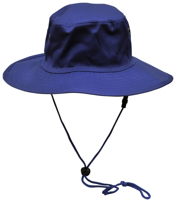 winning spirit, polyester-cotton twill hat with strap, style h1035, at non stop adz